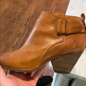 Frye booties. Never worn size 7